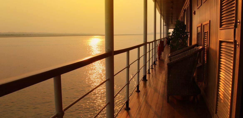 Kindat Pandaw Irrawaddy Myanmar