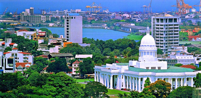 Sri Lanka Colombo Town Hall