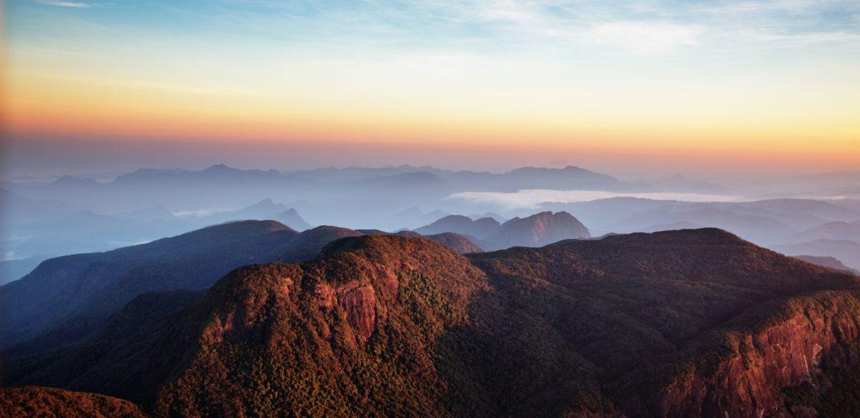 Sria Lanka Adams Peak