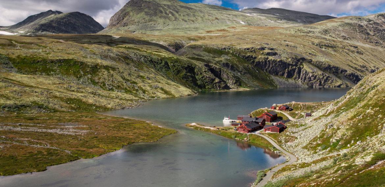 Rondane nationalpark med Rondvassbu