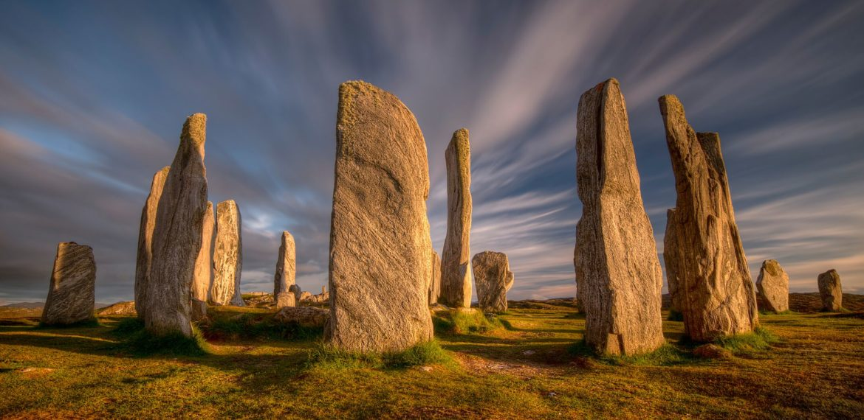Callanich Standing Stones Lewis