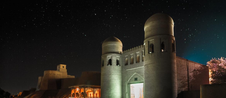 Langs Silkeveien: Turkmenistan og Uzbekistan