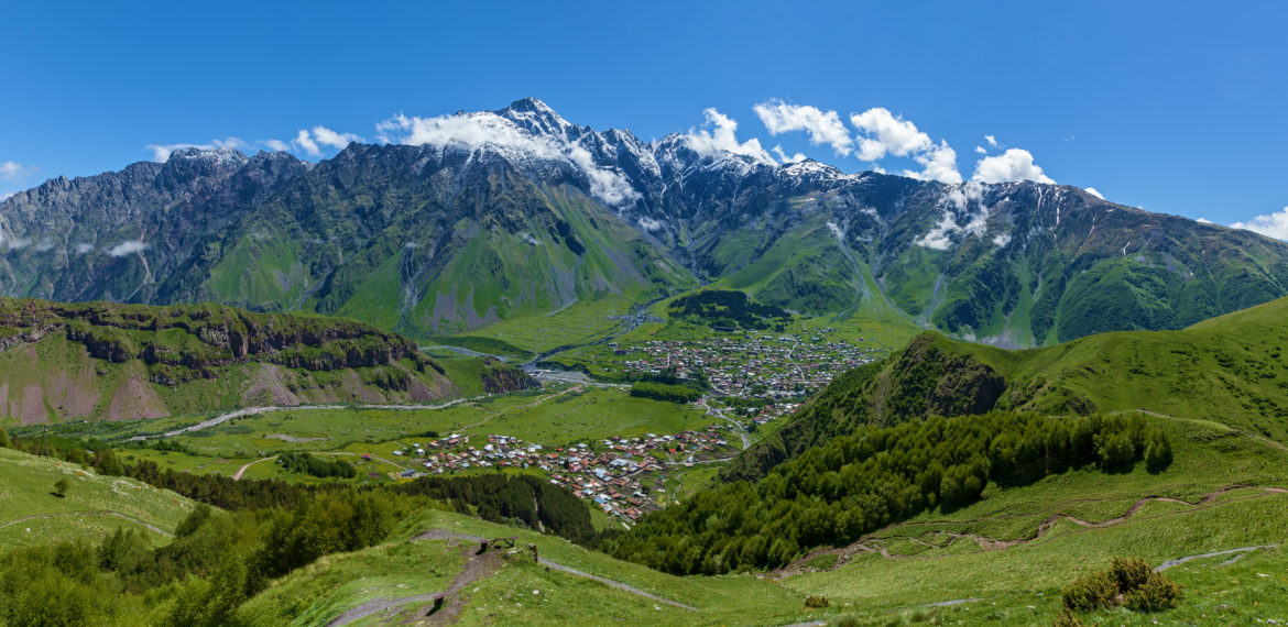 Kazbegi District_Georgia