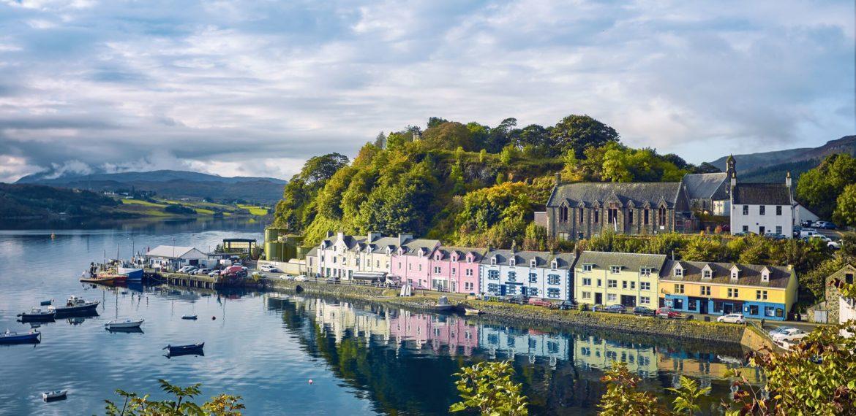 Skottland, Skye