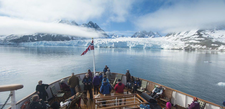 Monacobreen Svalbard