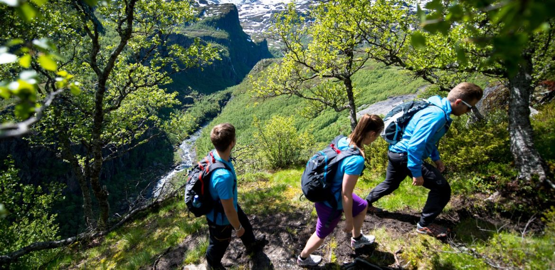 Vandring-i-Aurlandsdalen