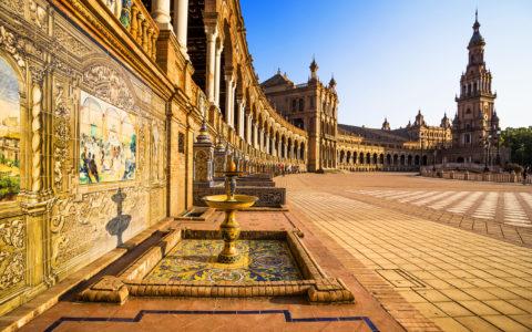 Sevilla, Andalusia, Spania