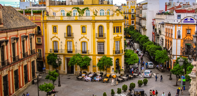 Sevilla Andalusia Spania