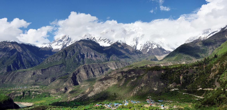 Yarlung Zangbo Tibet