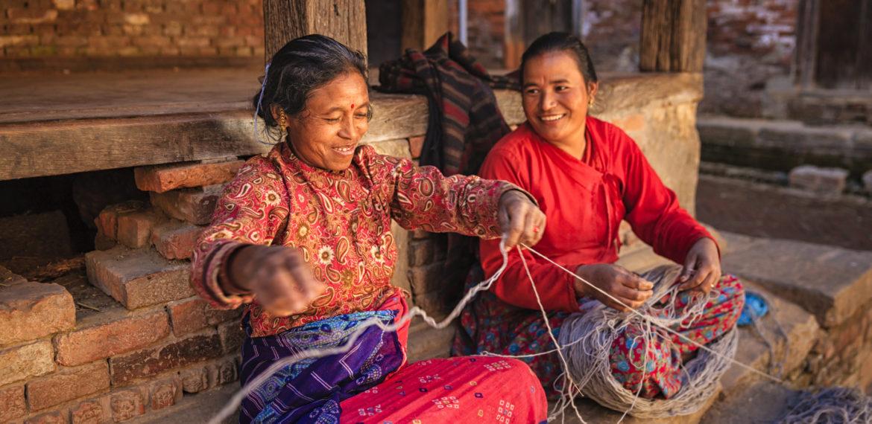 Nepal kvinne