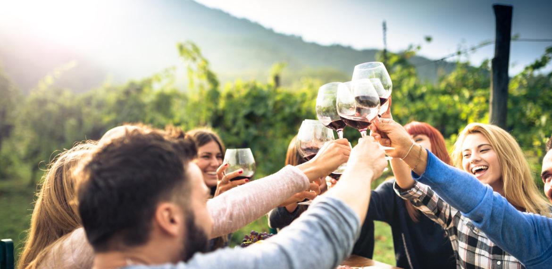 vin mennesker