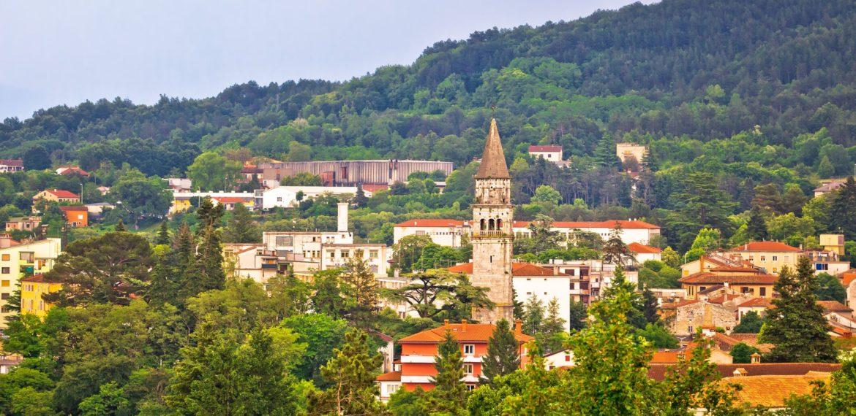 Kroatia Beram