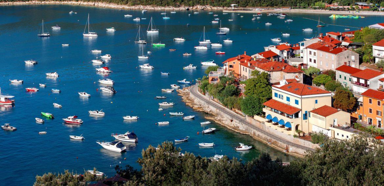 Kroatia Rabac