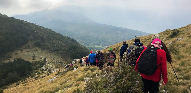 Kroatia Ucka fjellet