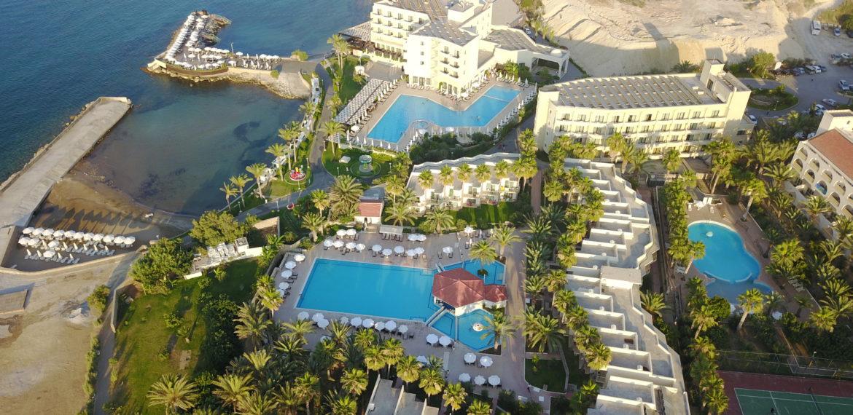 Nord- Kypros Hotell Oscar