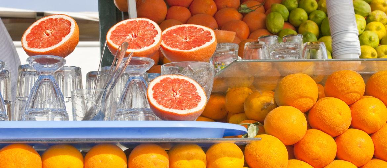 Appelsinjuice Marokko