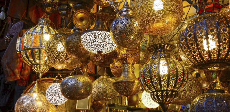 lamper marokko