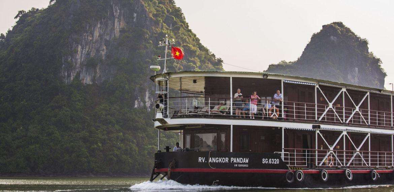 Angkor Pandaw VIetnam Elvecruise