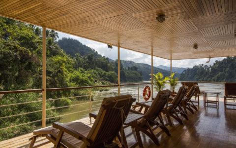 Champa Pandaw Laos Thailand