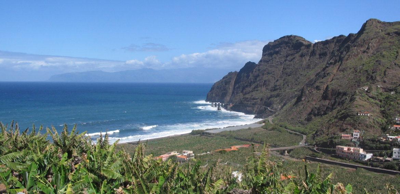 La Gomera, Kanariøyene