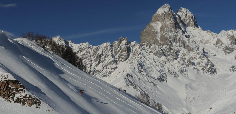 Georgia, Svaneti Haret