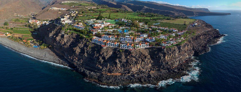 Hotell Jardin Tecina, La Gomera Kanariøyene