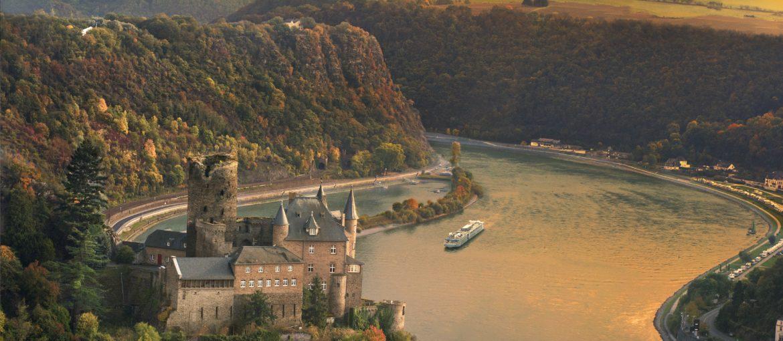 Viking River Cruises Rhinen