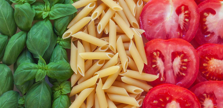 Italia pasta mat