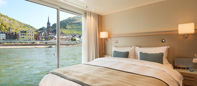 Veranda suite Viking Hlin Rhinen