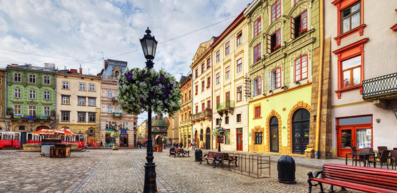 Lviv, Ukraina,