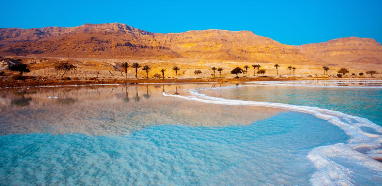 Jordan Dødehavet