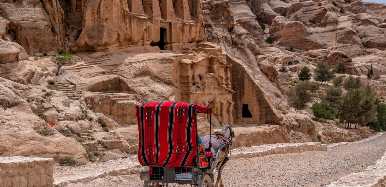 Jordan ved Petra
