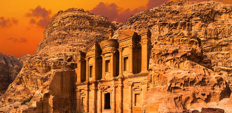 Jordan Petra Palace