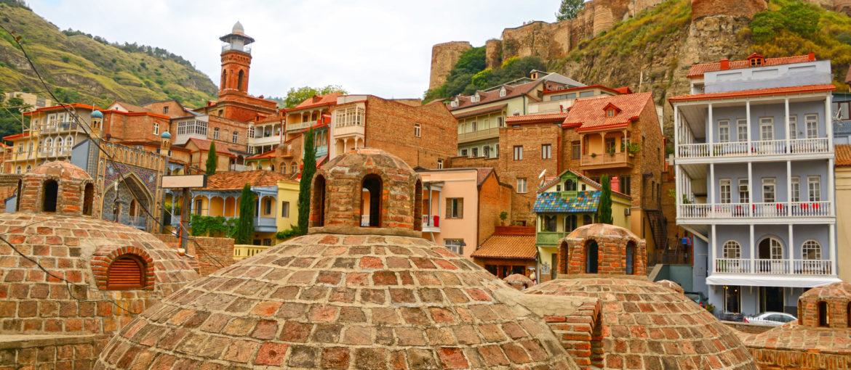 Sulfurbadene i Tbilisi