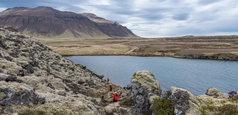 Island Fottur Stykkilisholmur