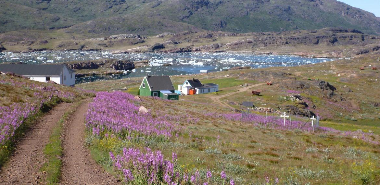 Grønland ved Tasiusaq