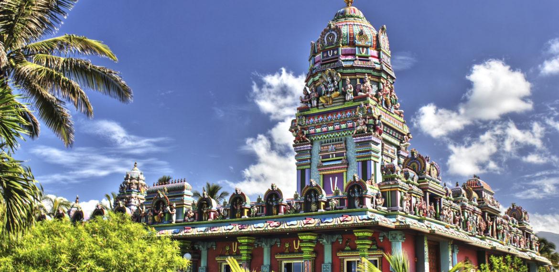 REUNION, Religion tamoule
