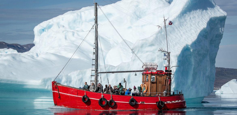 Fottur på Grønland i Eirik Raudes fotspor - Escape Travel