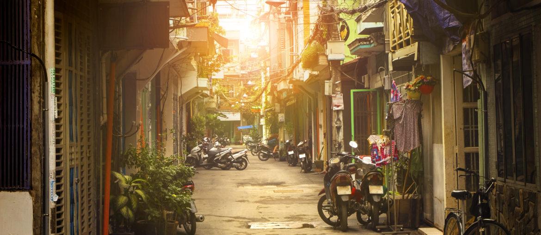 Ho Chi Minh city, Vietnam, Saigon