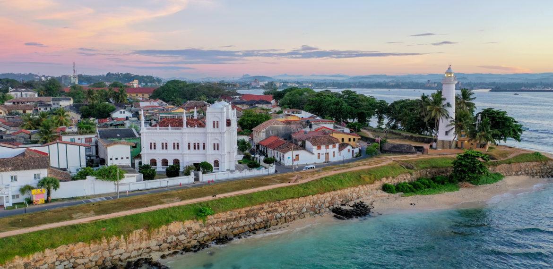 Galle Forte Sri Lanka