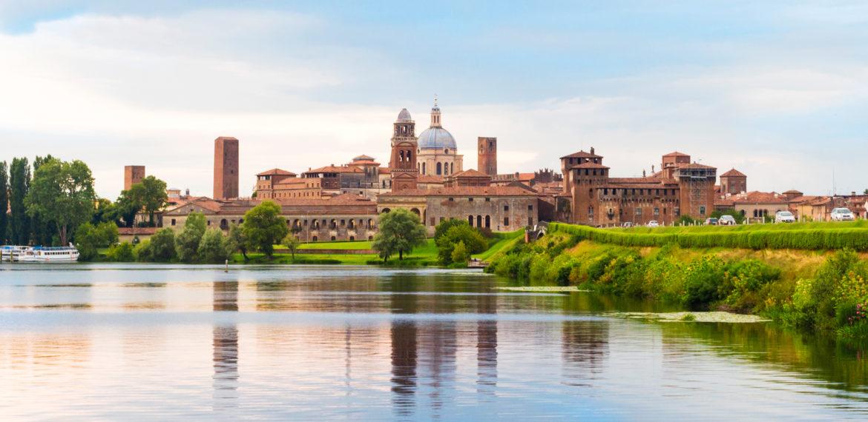 Mantova - UNESCO verdensarvsby