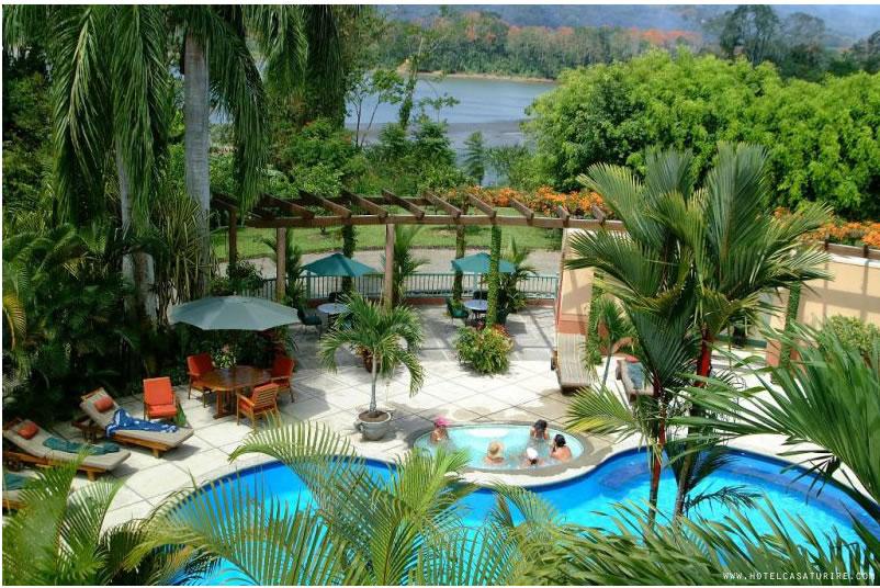 Costa Rica, Casa Turire