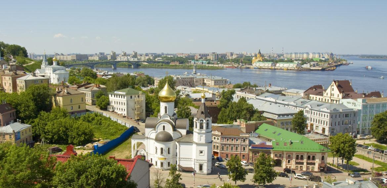 Nizjnij Novgorod, Russia