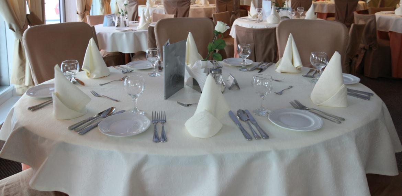 Restaurant Midt-deck MS Peter Tchaikovsky
