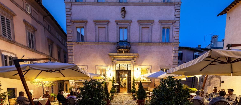 Hotel Antica Dimora alla Rocca i Trevi