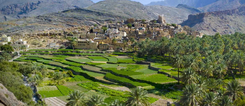 Opplev Oman
