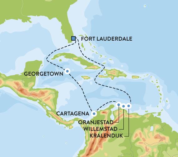 Cruise I Sorlige Karibien Med Celebrity Reflection Escape Travel