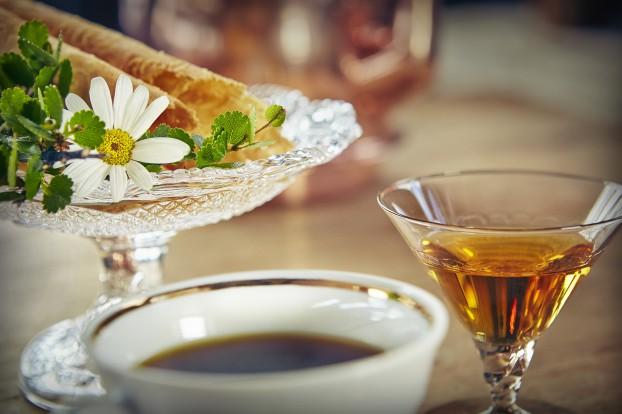 Kaffe, krumkaker og avec i Brimiland